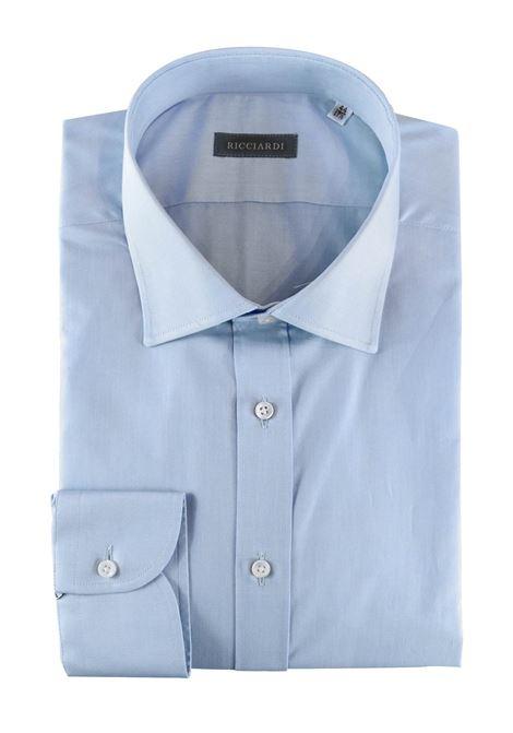 Classica classica vestibilità SLIM RICCIARDI | Camicie | ADAMO1135
