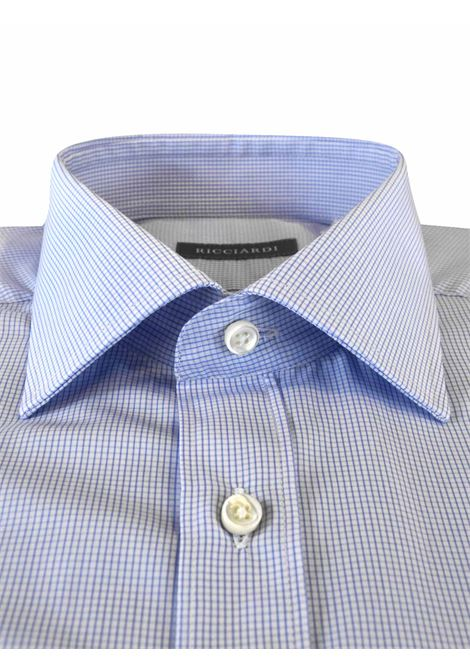 Classica classica vestibilità SLIM RICCIARDI | Camicie | ADAMO2010