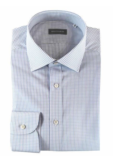 Classica classica vestibilità SLIM RICCIARDI | Camicie | ADAMO2028
