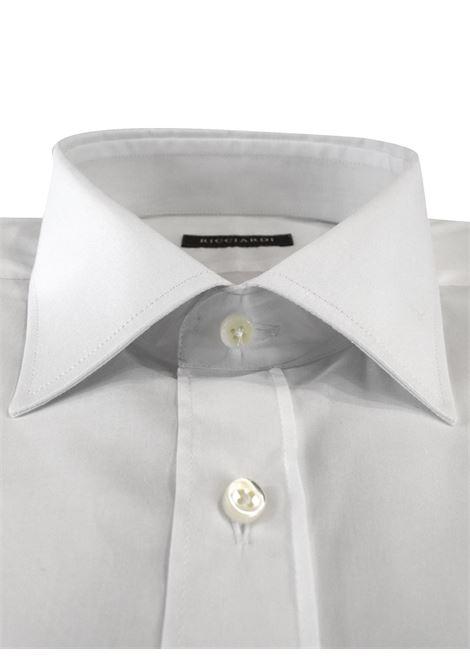 Classica classica vestibilità SLIM RICCIARDI | Camicie | ADAMO2114