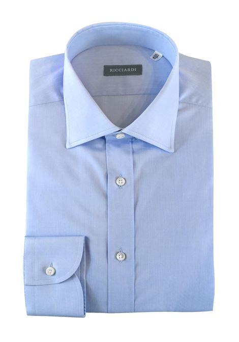 Classica classica vestibilità SLIM RICCIARDI | Camicie | ADAMO2115