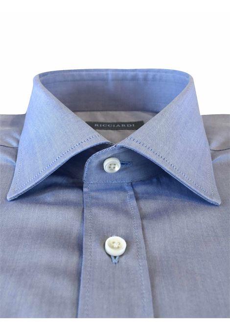 Camicia classica vestibilità regular RICCIARDI | Camicie | ADONE1136