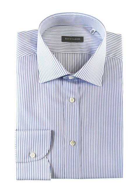 Camicia classica vestibilità regular RICCIARDI | Camicie | ADONE2025