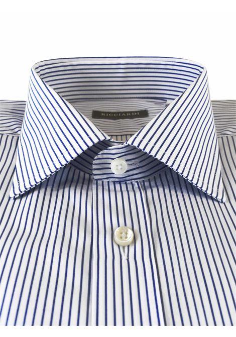 Camicia classica vestibilità regular RICCIARDI | Camicie | ADONE2026