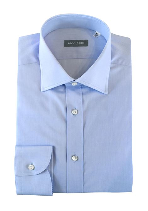 Camicia classica vestibilità regular RICCIARDI | Camicie | ADONE2115