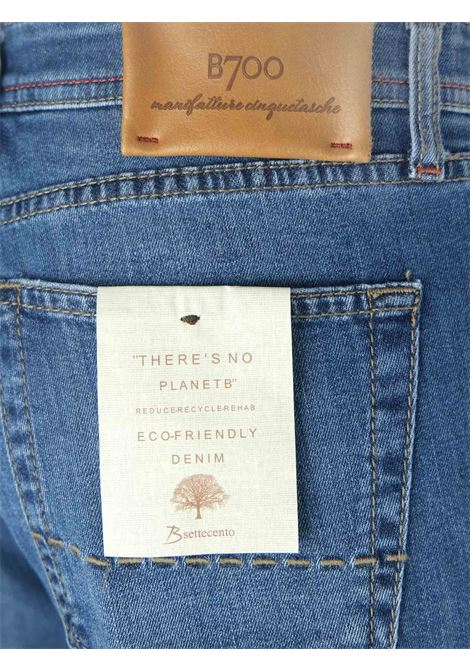 8  OZ. LIGHT DENIM JEANS