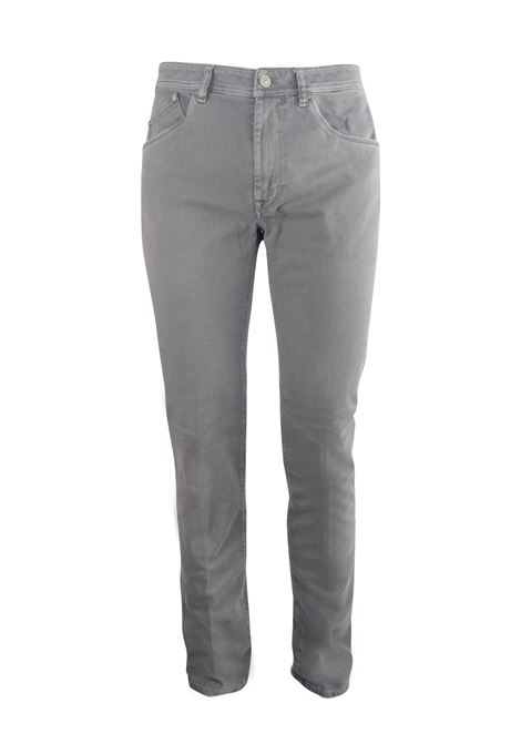 PANTALONI 5 TASCHE IN BULL PIGMENTATO BARMAS | Jeans | DEAN B319 T03038
