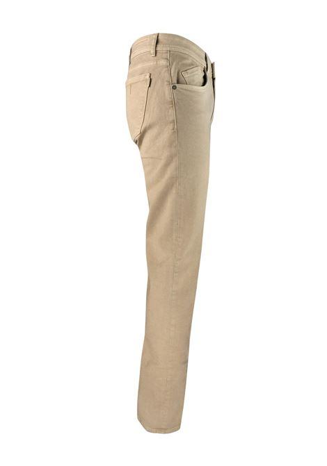PANTALONI 5 TASCHE IN BULL PIGMENTATO BARMAS | Jeans | DEAN B319 T03130