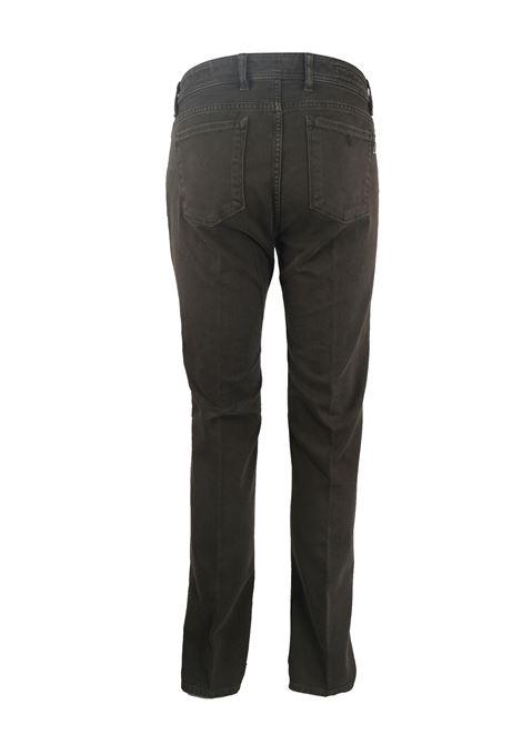 PANTALONI 5 TASCHE IN BULL PIGMENTATO BARMAS | Jeans | DEAN B319 T03142