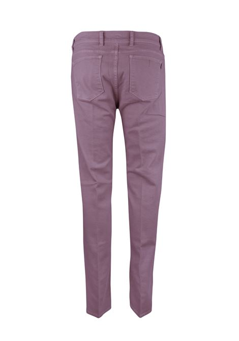 PANTALONI 5 TASCHE IN BULL PIGMENTATO BARMAS | Jeans | DEAN B319 T03205