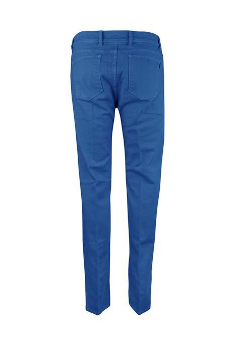PANTALONI 5 TASCHE IN BULL PIGMENTATO BARMAS | Jeans | DEAN B319 T03255