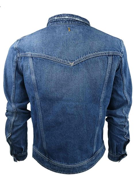 DENIM JACKET BARMAS | Jackets | ROYB067 L038