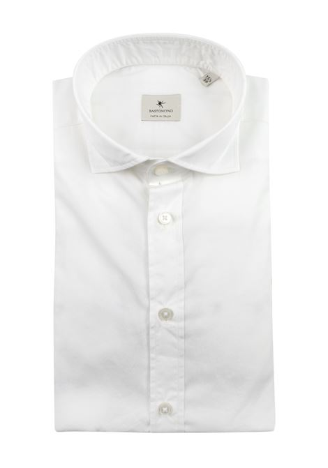 Casual shirt soft collar BASTONCINO | Shirts | MAR SLIM NR1859 1