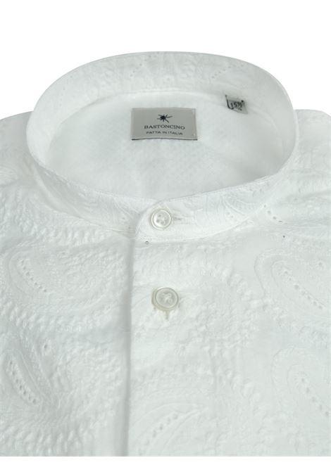 CASUAL SHIRT GURU COLLAR BASTONCINO   Shirts   SIMO CORE1806
