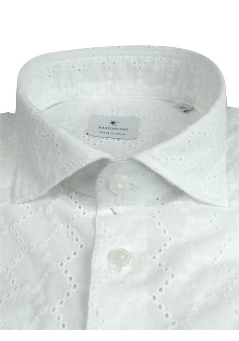 CASUAL SHIRT SOFT COLLARSLIM FIT BASTONCINO   Shirts   SIMO1804