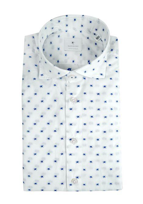 CASUAL SHIRT SOFT COLLARSLIM FIT BASTONCINO   Shirts   SIMO1840 1