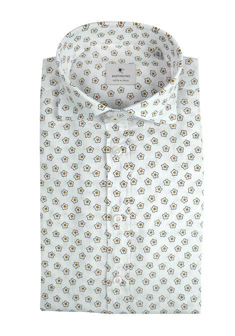 CASUAL SHIRT SOFT COLLARSLIM  BASTONCINO   Shirts   SIMO1875 1