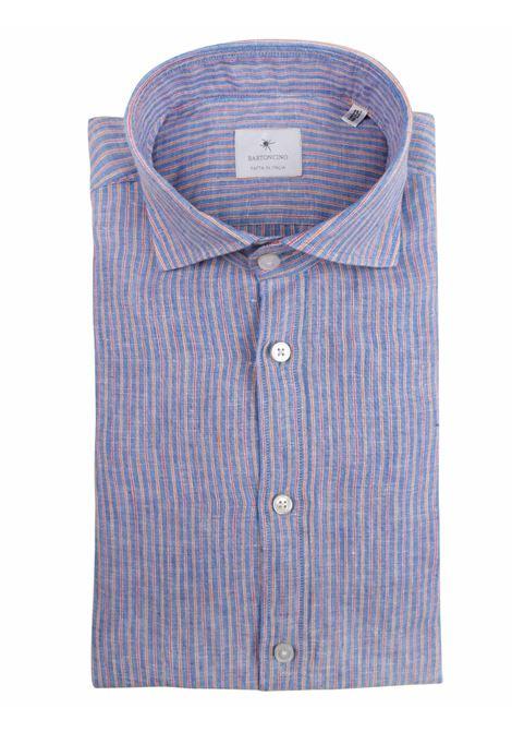 Camicia sportiva collo morbidoVestibilità slim BASTONCINO | Camicie | SIMO1894 5