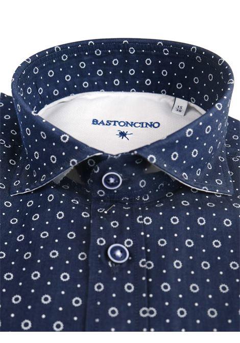 CAMICIA SPORTIVA COLLO MORBIDO BASTONCINO | Camicie | SIMO1901