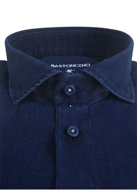 CASUAL SHIRT SOFT COLLARSLIM FIT BASTONCINO   Shirts   SIMO1919
