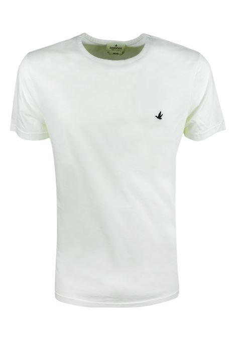 T-shirt tinta unita in cotone BROOKSFIELD | T- shirt | 200A.J0529149