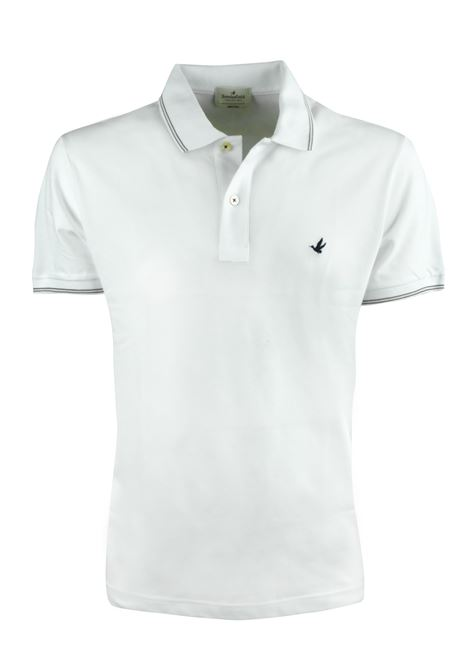 SOLID COLOR POLO TIPPED SLEEVES