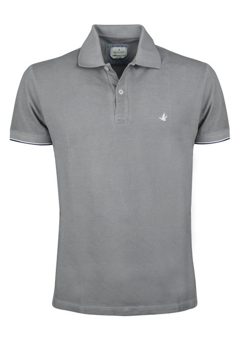 Solid color polo tipped sleeves BROOKSFIELD | Polos | 201A.A0560037