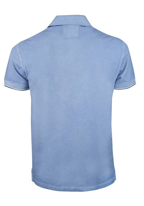 SOLID COLOR POLO TIPPED SLEEVES BROOKSFIELD | Polos | 201A.A0560044