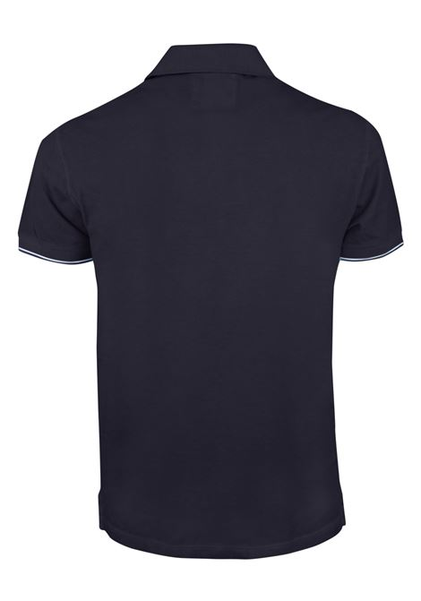 Solid color polo tipped sleeves BROOKSFIELD | Polos | 201A.A0560046