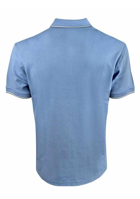 Polo tinta unita stretch con profili in contrasto BROOKSFIELD | Polo | 201A.B0020124