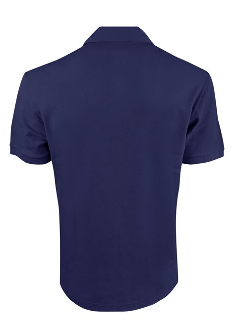 Polo Capri stretch tinta unita senza bottoni BROOKSFIELD | Polo | 201G.B0287274