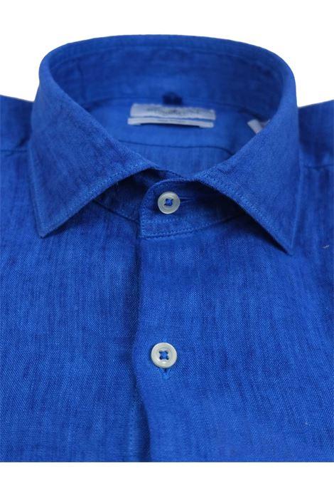 Linen shirt cold dye slim fit BROOKSFIELD | Shirts | 202A.S0377284