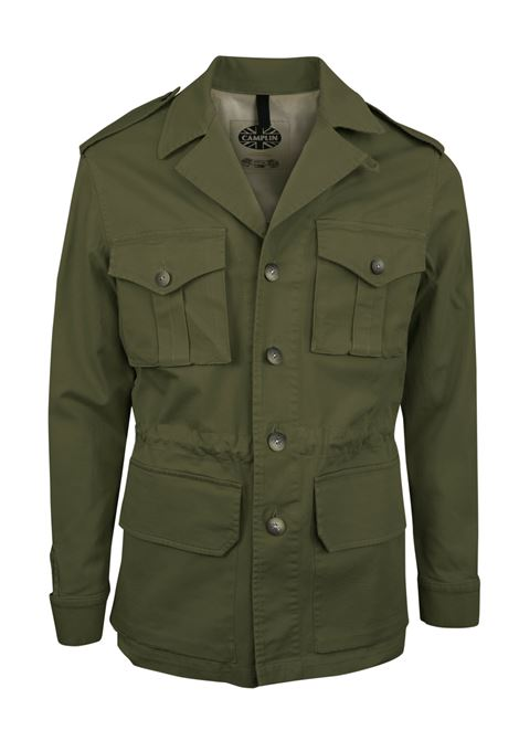 Desert jacket , 4 pockets waist string CAMPLIN | Jackets | EQUATORAR
