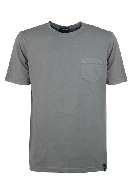 T-shirt small pocket, DRUMOHR | T-shirts | DTJF000630