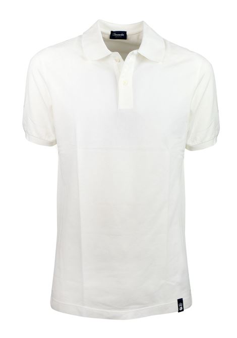 Two buttons short sleeves polo DRUMOHR | Polos | DTS612100