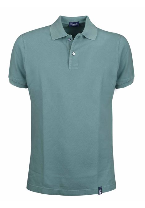 Two buttons short sleeves polo DRUMOHR | Polos | DTS612485