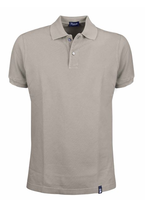 Two buttons short sleeves polo DRUMOHR | Polos | DTS612570