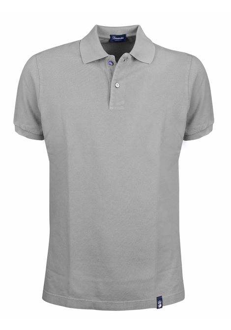 Two buttons short sleeves polo DRUMOHR | Polos | DTS612630