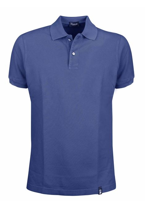 Two buttons short sleeves polo DRUMOHR | Polos | DTS612770