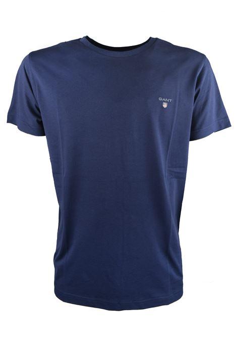 T-SHIRT CON LOGO GANT | T- shirt | 234100433