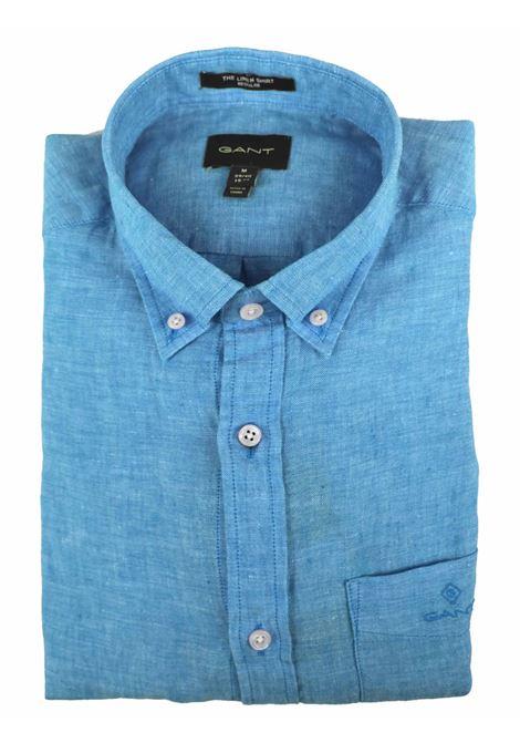 Linen shirt GANT   Shirts   3012420460