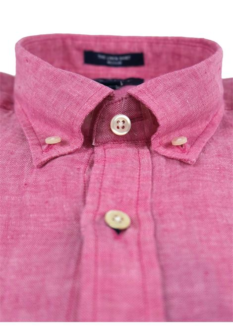 LINEN SHIRT GANT   Shirts   3012420673