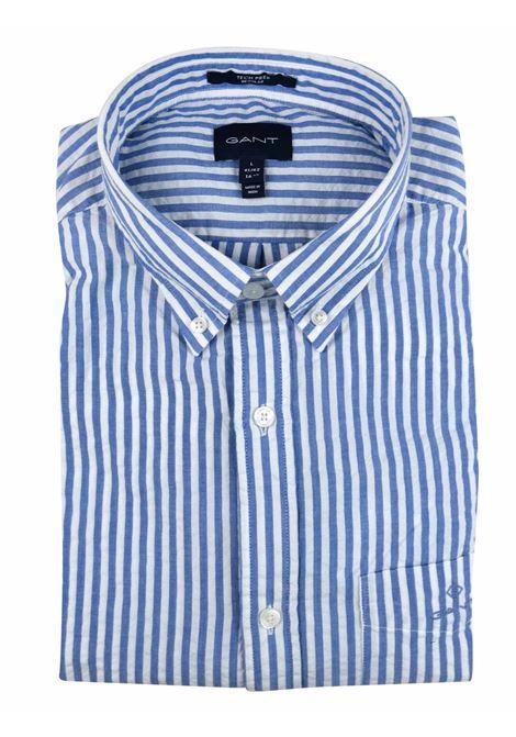 Seersucker shirt GANT | Shirts | 3033230422