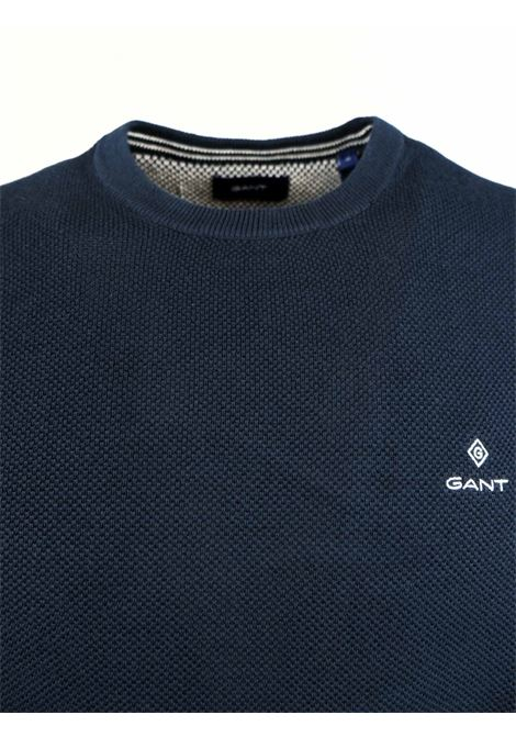 Crew neck sweater GANT | Knitwear | 8030521433