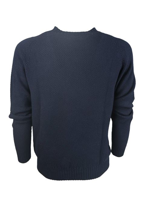 RICE GRAIN CREW NECK 100% COTTON H953 | Knitwear | 320990