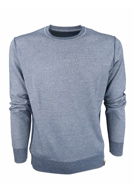 DOUBLE FACE CREW NECK H953 | Knitwear | 32140089