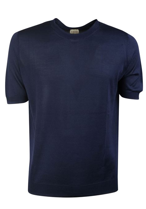 Silk t-shirt