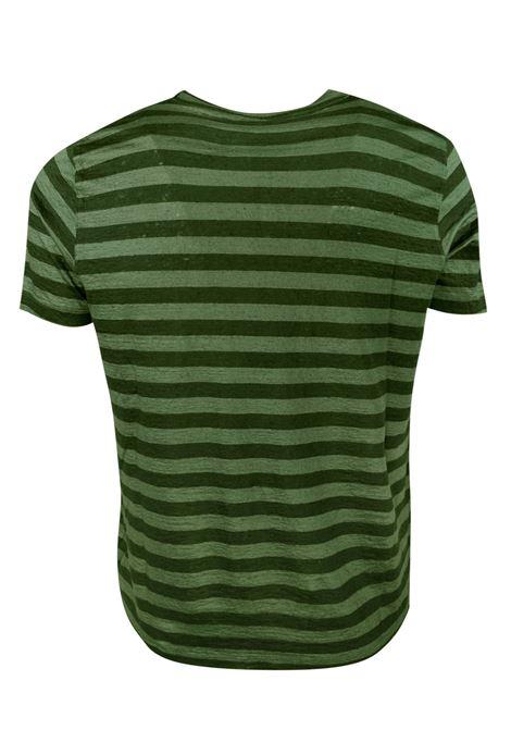 Linen t-shirt H953   T-shirts   329722