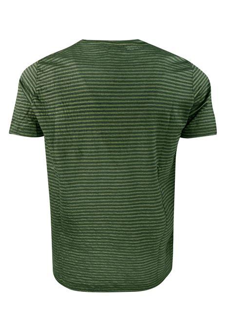 Linen t-shirt H953   T-shirts   329922