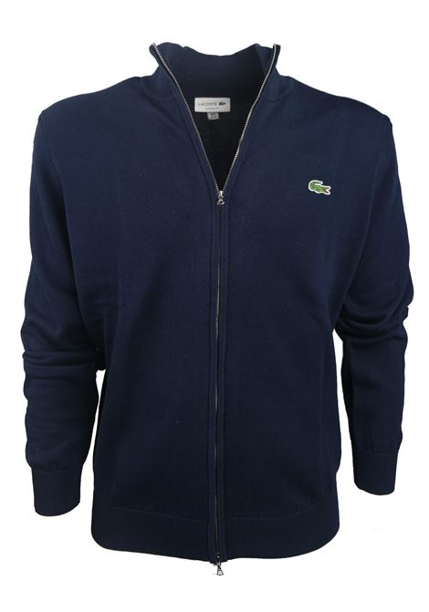 FULL ZIP SWEAT SHIRT LACOSTE | Knitwear | AH1957166